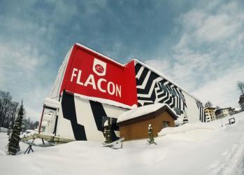 FLACON 1170 / дизайн-резидеция в горах